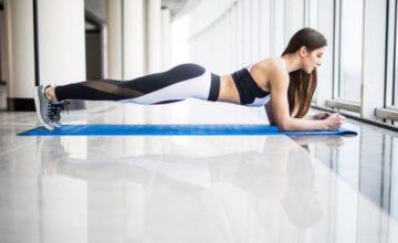 Plank-Fehler erkennen und vermeiden: So geht's richtig!